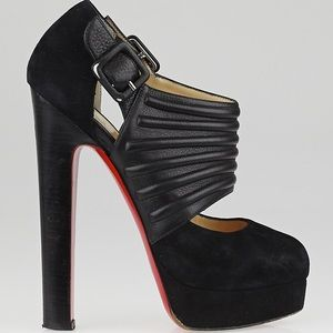 Christian Louboutin Shoes - Christian Louboutin Bye Bye 160 Pumps